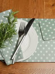 table mats and coasters. melamine place mats and coasters -madelaine sage table i