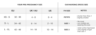 Us 0 Size Chart Size Guide