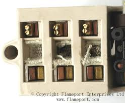 gec metal 3 way fusebox fuse contacts from gec 3 way metal fusebox