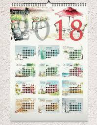 Photoshop Calendar Template 2020 40 Premium And Free Psd Calendar Templates Mockups To