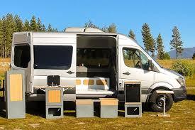 Definitive hub to sprinter camper van diy build: Diy Camper Van 5 Affordable Conversion Kits For Sale