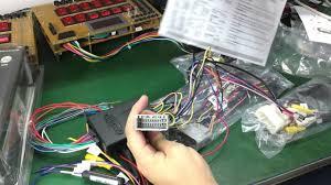 wiring harness for dodge chrysler jeep wrangler install joying aftermarket stereo