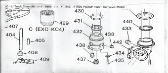 Oil filter assembly gasket - Chevrolet Forum - Chevy Enthusiasts ...