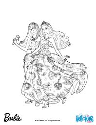 Small Picture Forever music Barbie coloring sheet More Barbie the Princess