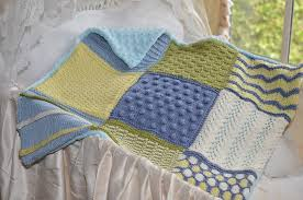Knitted Square Patterns