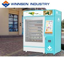 Otc Vending Machines Beauteous China Winnsen Automatic Online OTC Pharmacy Vending Machine For Sale