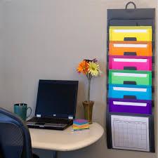 Wall mounted office organizer system Family Schedule Travelmonkeyinfo Amazon Smead Cascading Wall Organizer Pockets