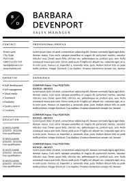 Us Resume Template Beauteous Shop For Creative Resume Templates From Resume Shoppe Resume Cover