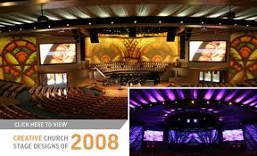 Church Stage Design Ideas church stage designs 2008