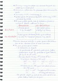 microeconomics notes oxbridge notes the united kingdom microeconomics 1 notes