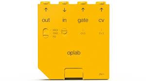 Teenage Cv Teenage Engineering Release Oplab Cv Module For Op Z