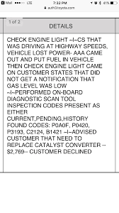 Check Engine Light Prius 2008 I Just Got My 2008 Toyota Prius Diagnoses Due To A Check
