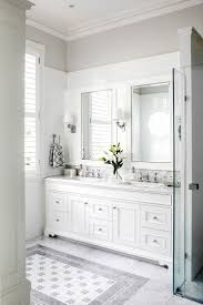 white master bath designs