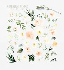 Flowers With Designs Blush Ivory Flowers With Greenery By Kim Thoa Designs On