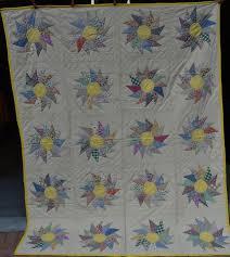 MARIE MILLER ANTIQUE QUILTS & Daisy Antique Quilt #18151 Adamdwight.com