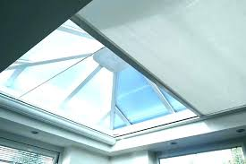how to cover a skylight fake exterior skylight covers diy