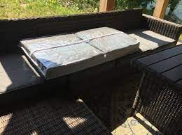 storing outdoor cushions thriftyfun