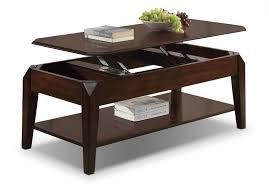 broyhill coffee table docila lift top espresso leon s hover to zoom wrought iron french country