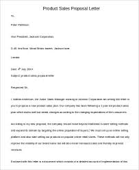 Sale Proposal Letter Under Fontanacountryinn Com