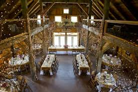 if you would prefer to have your ceremony inside having the reception outside and having the barn as a backdrop can be stunning