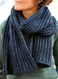 Ribbed Scarf Pattern Unique Reversible Scarf Knitting Patterns In The Loop Knitting