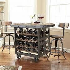 Wine Rack Console Table Unique Bar With Pub Set Bra Module Plans