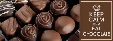 chocolate cover photos for facebook timeline.  For Keep CalmEat Chocolate Facebook Cover Intended Photos For Timeline C