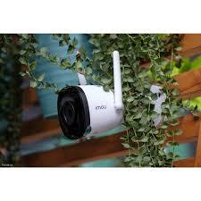 Giá tốt nhất ]Camera Wifi ngoài trời thông minh DAHUA -IPC-F22P-IMOU hỗ trợ  thẻ nhớ bảo hành 2 năm