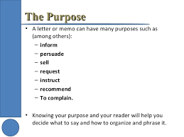 Memo Letter Presentation On Taking Notes Writing Letters And Memo