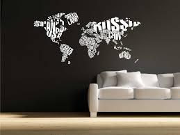 world map wall art canvas inspirational world map wall decor ideas and stunning maps canvas murals