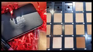review make up for ever matte velvet skin powder foundation
