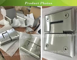 hot glass door hinges royma china brass sahara glass hardware brand