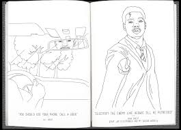 Here S Very Literally A Chance The Rapper Coloring Book For