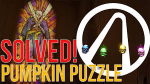 It has a score of 84 and it has received 1673 yes and 299 no. Borderlands 3 How To Solve Pumpkin Puzzle Bloody Harvest Halloween Event Youtube
