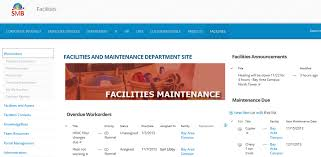 Sharepoint Knowledge Base Template 2013 Facilities Management For Office 365 And Sharepoint New Site