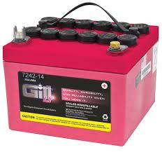 Gill Battery Model 7242 14 Sealed