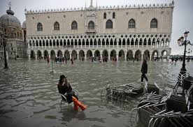 Venice On Its Knees After Second Worst Flood Ever Recorded