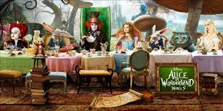 Creative Event Themes Alice In Wonderland National Event Pros