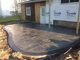stamped concrete patio with fireplace. Stamped Concrete Patio Designs Pictures With Fire Pit Design Tool Fireplace S