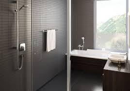 hansgrohe bathtub shower. bathtub mixer tap / shower built-in chromed metal logis: 71405000/ hansgrohe e