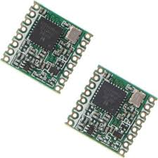 4Pcs Rfm95 Rfm95W 868Mhz Loratm <b>Wireless</b> Transceiver Sx1276 ...