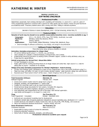7 Software Developer Resume Examples Mbta Online