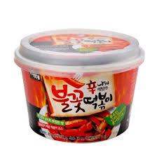 Instant Spicy Rice Cake Instant Rice Cake Instant Food 3226471