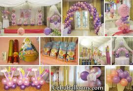 Princess Balloon Decoration Disney Princess Cebu Balloons And Party Supplies