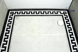 Brilliant Floor Tile Borders Underlaymentbathroom Border Full Image For The History On Modern Ideas