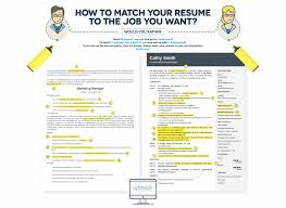 How Create Resume Infinite Write A And Tailor It Job Description