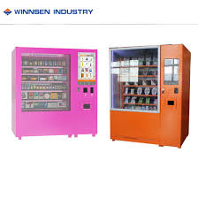 French Fry Vending Machine Canada Mesmerizing China New Product SelfService Smart French Fry Vending Machine