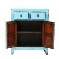 blue antique furniture. Blue Vintage Cabinet From Dongbei - Chinese Homewares- Rouge Shop Antique Stores London City Furniture