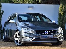 Volvo S60 D5 R Design For Sale Used Savile Grey Volvo V60 For Sale Dorset