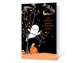 Let your kids make their own halloween greeting card with these printable halloween color cards. Printable Halloween Cards Create Print Free At Blue Mountain